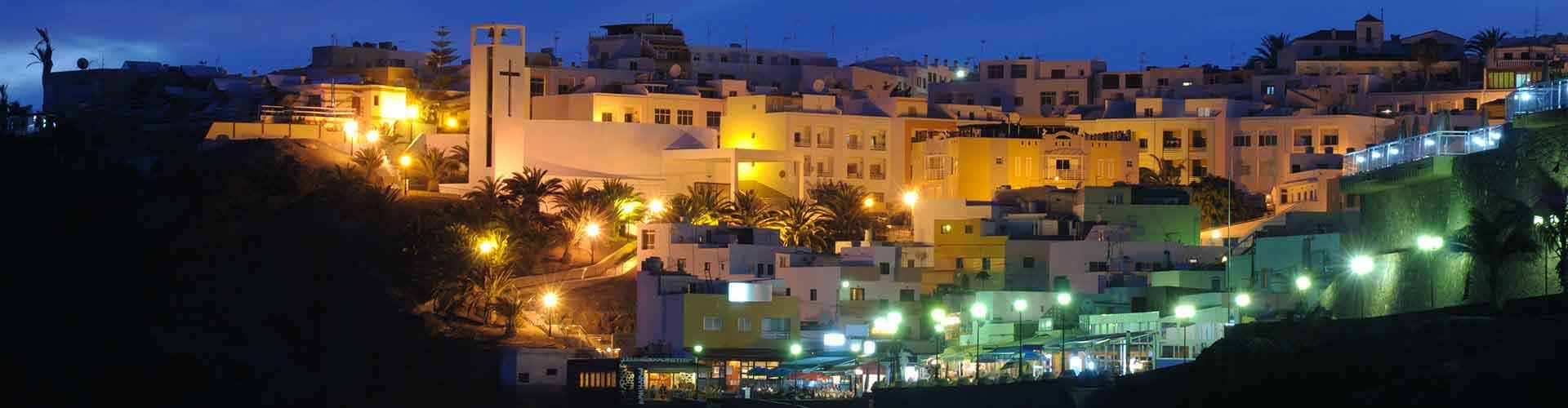 Fuerteventura - Camping à Fuerteventura. Cartes pour Fuerteventura, photos et commentaires pour chaque Camping à Fuerteventura.