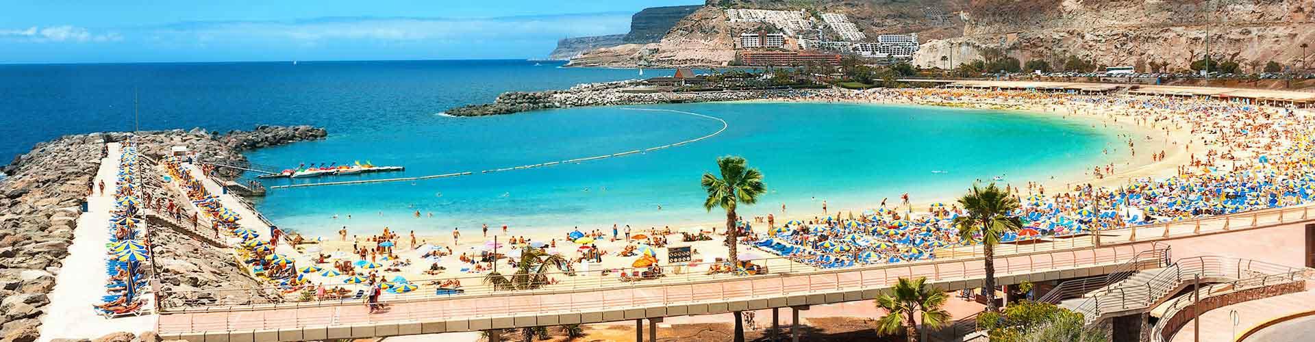 Gran Canaria - Camping à Gran Canaria. Cartes pour Gran Canaria, photos et commentaires pour chaque Camping à Gran Canaria.