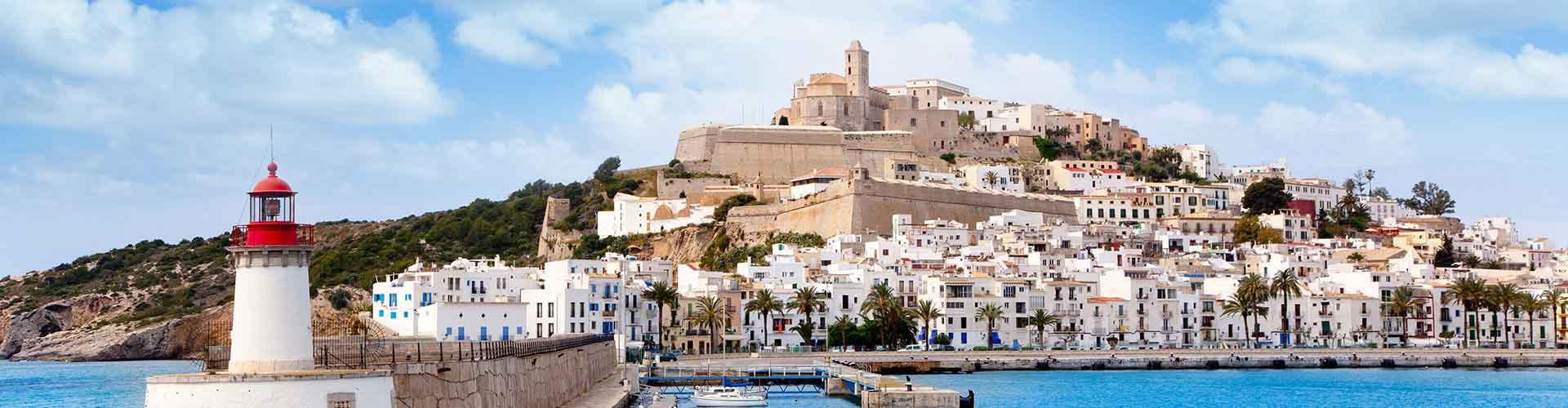 Ibiza - Auberges de jeunesse et chambres pas chères à Ibiza. Cartes de Ibiza, photos et commentaires pour chaque Auberge de jeunesse et chambre pas chère à Ibiza.