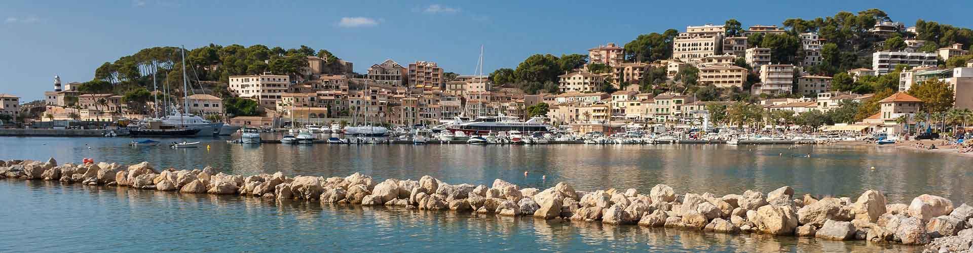 Majorque - Camping à Majorque. Cartes pour Majorque, photos et commentaires pour chaque Camping à Majorque.