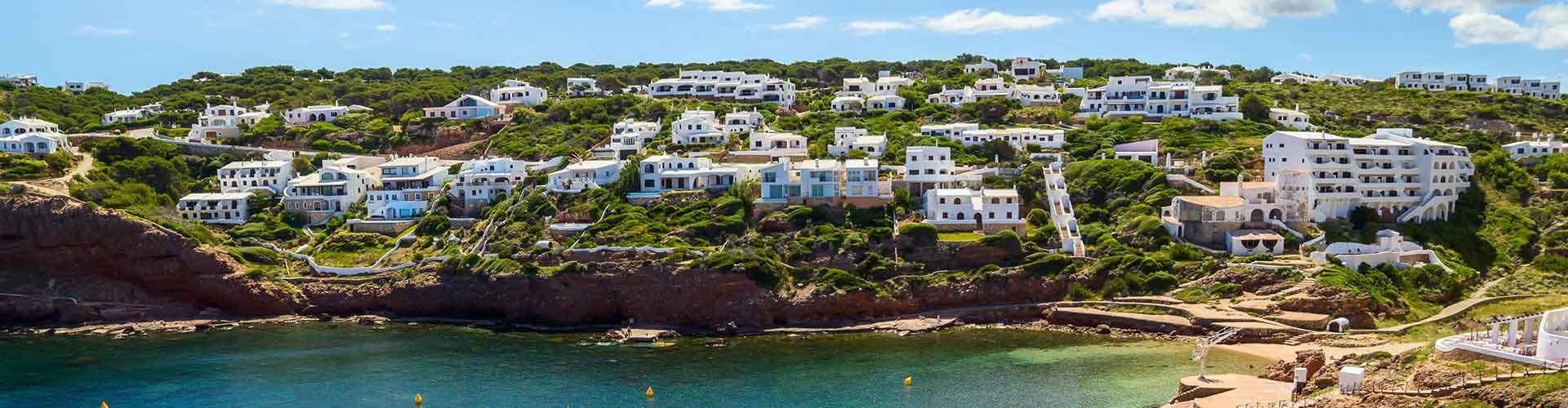 Menorca - Hôtels à Menorca. Cartes pour Menorca, photos et commentaires pour chaque hôtel à Menorca.
