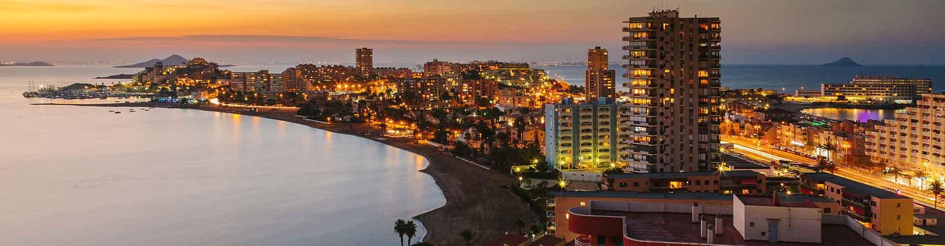 Murcia - Appartements dans le quartier de Espinardo. Cartes pour Murcia, photos et commentaires pour chaque appartement à Murcia.