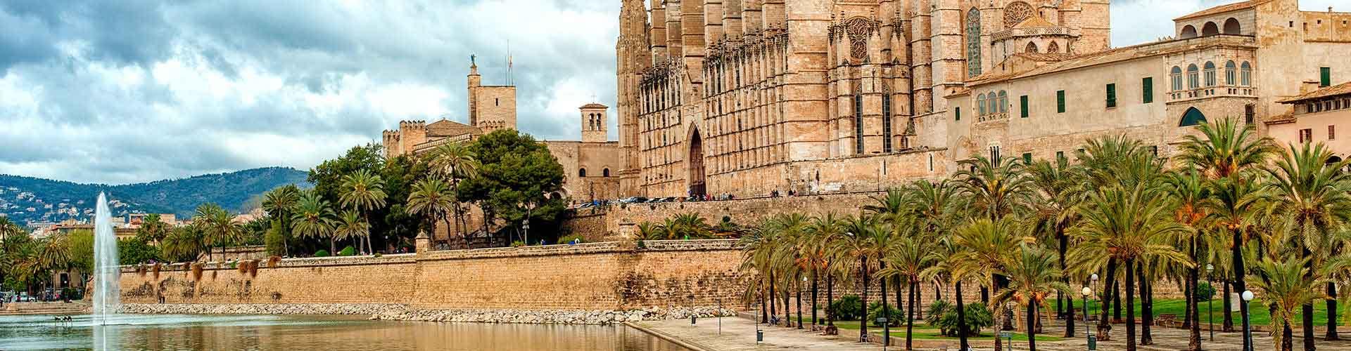 Palma de Mallorca - Chambres à Palma de Mallorca. Cartes pour Palma de Mallorca, photos et commentaires pour chaque chambre à Palma de Mallorca.