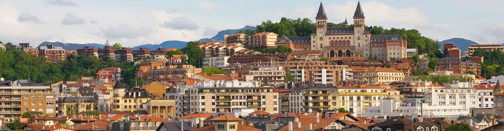 San Sebastian - Hôtels à San Sebastian. Cartes pour San Sebastian, photos et commentaires pour chaque hôtel à San Sebastian.