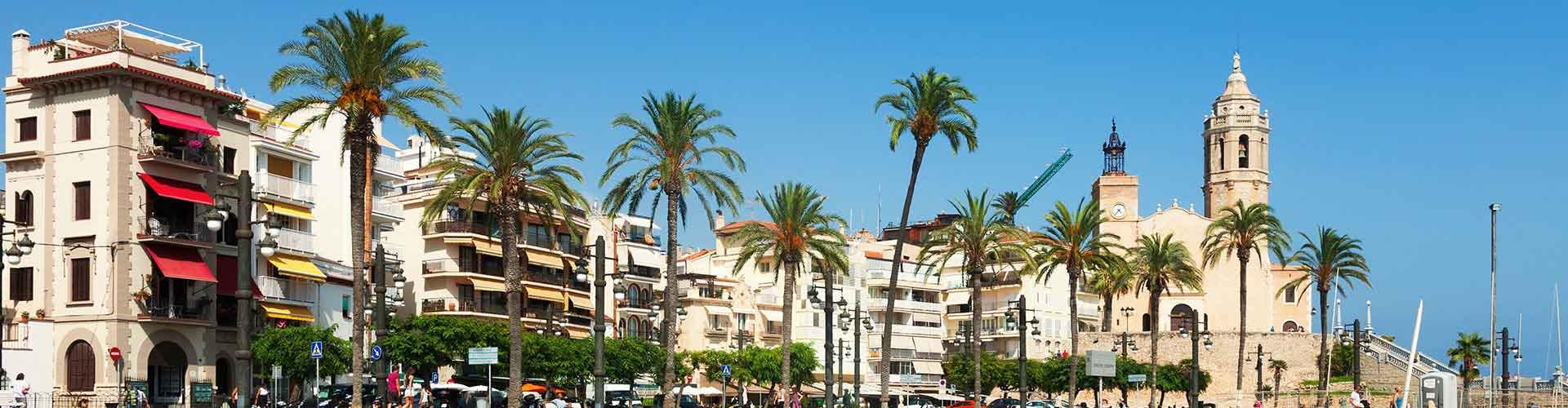 Sitges - Camping à Sitges. Cartes pour Sitges, photos et commentaires pour chaque Camping à Sitges.