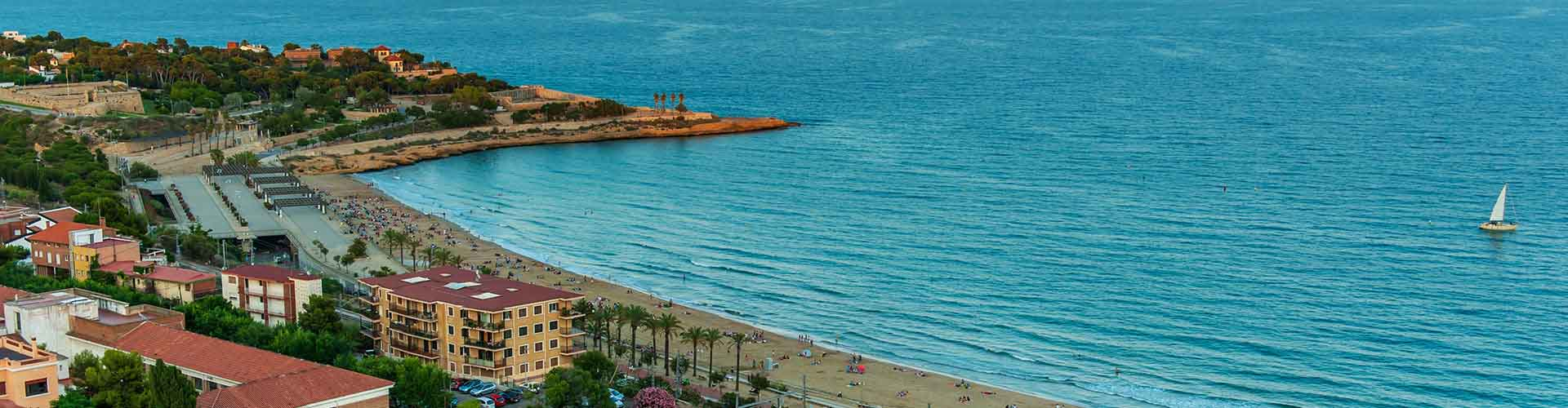 Tarragona - Hôtels à Tarragona. Cartes pour Tarragona, photos et commentaires pour chaque hôtel à Tarragona.