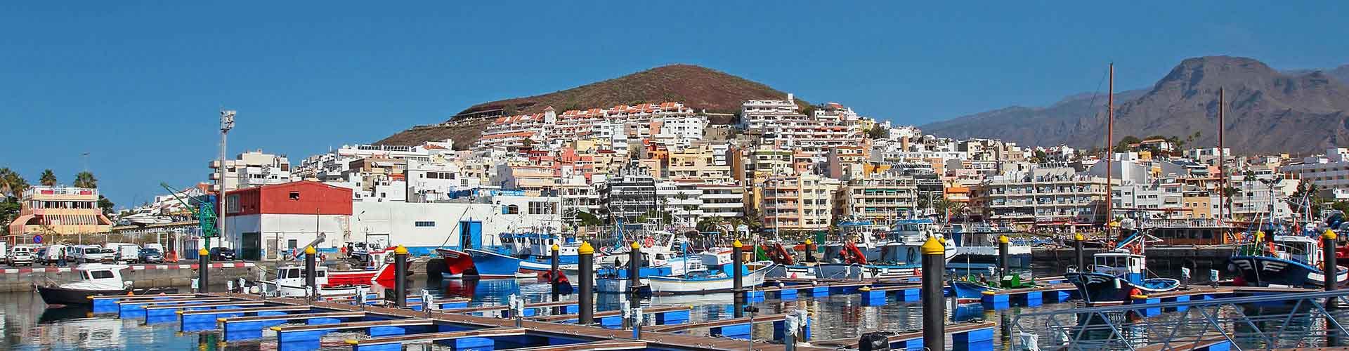 Tenerife - Auberges de jeunesse à Tenerife. Cartes pour Tenerife, photos et commentaires pour chaque auberge de jeunesse à Tenerife.
