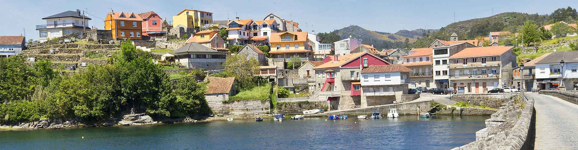 Vigo - Chambres à Vigo. Cartes pour Vigo, photos et commentaires pour chaque chambre à Vigo.