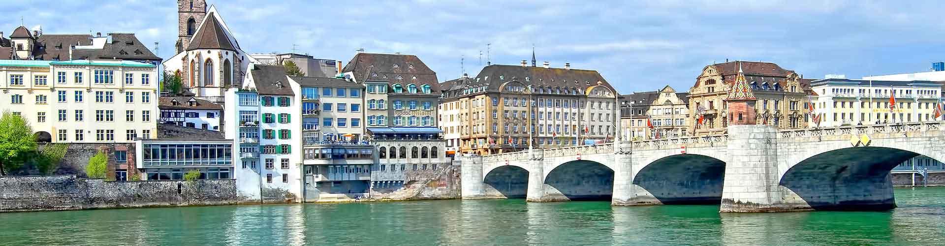 Basel - Chambres à Basel. Cartes pour Basel, photos et commentaires pour chaque chambre à Basel.