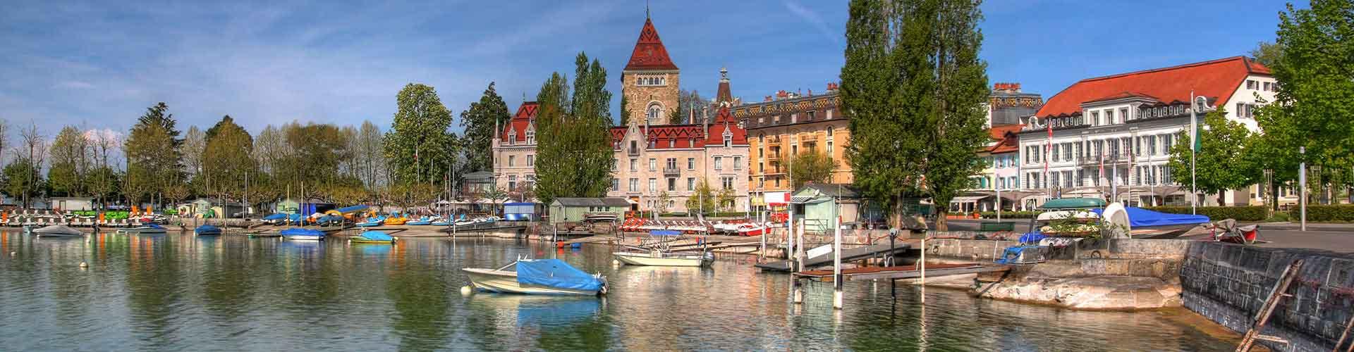Lausanne - Auberges de jeunesse à Lausanne. Cartes pour Lausanne, photos et commentaires pour chaque auberge de jeunesse à Lausanne.