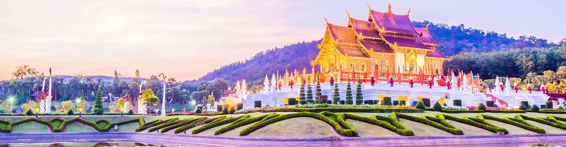 Chiang Mai - Chambres à Chiang Mai. Cartes pour Chiang Mai, photos et commentaires pour chaque chambre à Chiang Mai.
